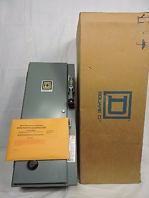SQUARE D 8538SBG13V03 30 AMP Combination Motor Starter Disconnect *See Condition