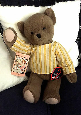 "Vintage English Dean's ""Porridge Bear"" #0450 Jointed 16 1/2""Tall Nice!"