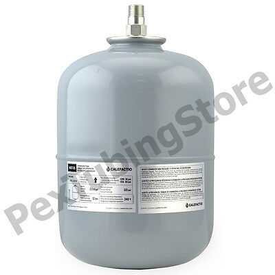 Calefactio #15 Boiler Expansion Tank, 2.1 Gallon Volume, Replaces Amtrol/Extrol