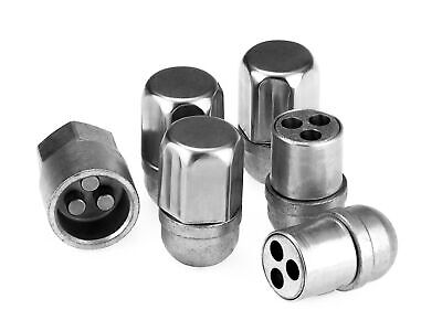 Trilock EFFC Land Rover Freelander 22mm M12 x 1.5 Locking Wheel Nuts Set of four