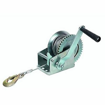 Winch crank of traction force 540 kg