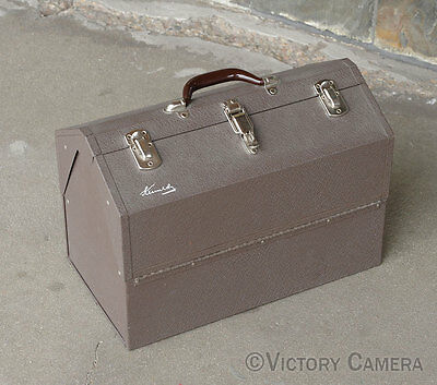 Kennedy Kits 1018 Vintage Cantilever Tool Box USA -Clean- (425-1)
