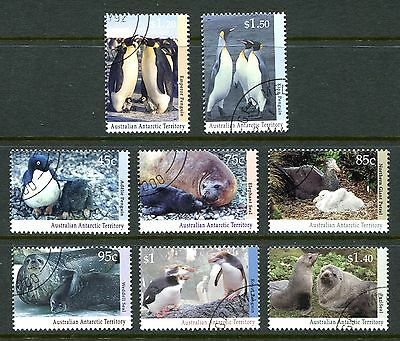 Australia Antarctic 1992 Wildlifes  Used cto