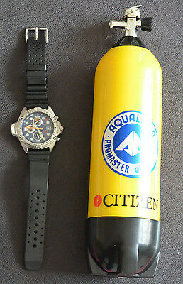 Citizen Promaster Aqualand Divers AY 3740-E70006 watch with box and case
