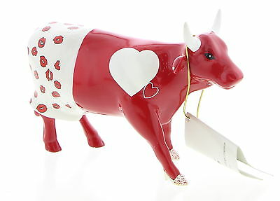 2000 COW PARADE Moocho Amor Collectible Cow Figurine
