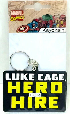 Luke Cage Key Chain Marvel Netflix Hero For Hire Heroes Colorful Heroes