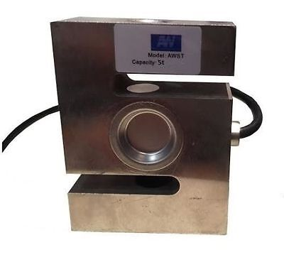 S-type load cell , capacity 5000kg (5t)