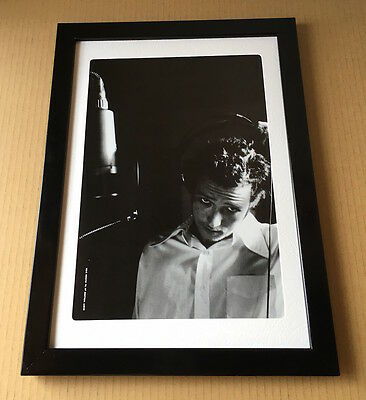 1998 Scott Weiland Stone Temple Pilots JAPAN mag photo pinup mini poster FRAMED