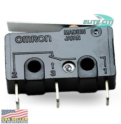 Omron Micro Switch SS-10GL MICRO SWITCH, HINGE LEVER, SPDT 10A 250V