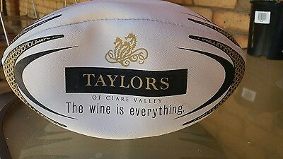 Collectable Limited Taylors Wines Rugby League Football