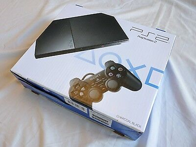 Sony PlayStation 2 (PAL) Slimline Console, new in box
