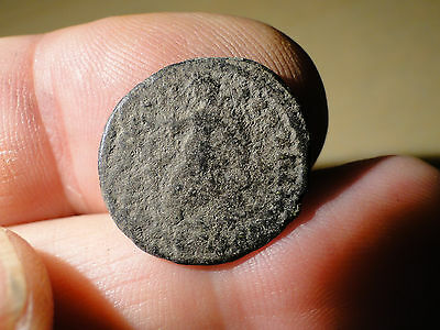 Late Roman AE3 Bronze Coin, lots of Detail to help with Identification