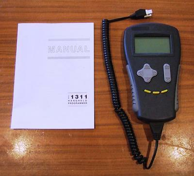 Curtis 1311-4401 Handheld Programmer - OEM (Full) Access - Traction Forkfilt