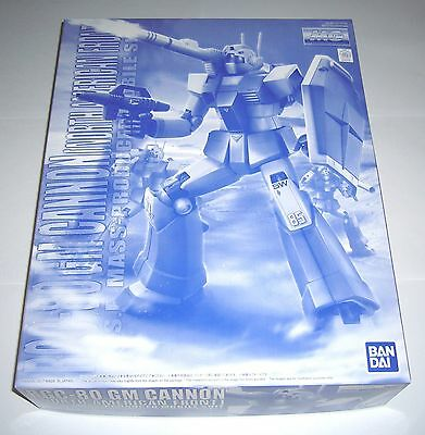 Premium Bandai MG 1/100 Gundam RGC-80 GM Cannon North American Front Model Kit