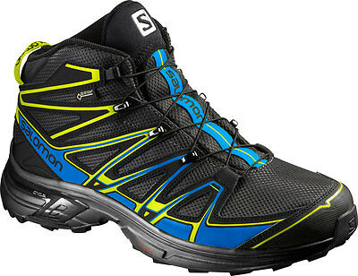 Salomon X-Chase Mid GTX Mens Hiking Boots