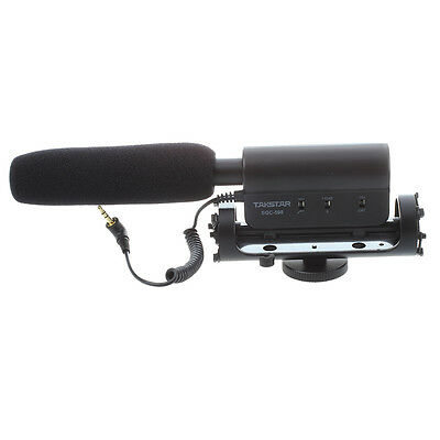 SS TAKSTAR SGC-598 Condenser Photography Interview Recording Microphone for Came