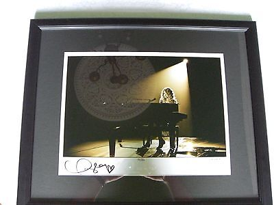 Taylor Swift autographed piano print limited edition 159/300.