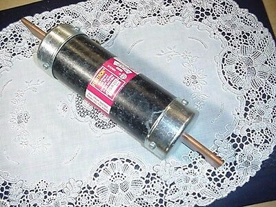 FuseTron Dual Element Time Delay Fuse, FRS-R-250, 250 Amp, Class RK Fuse NEW!