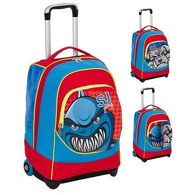 Zaino Big trolley Seven zaino SJ Animals 1726 507