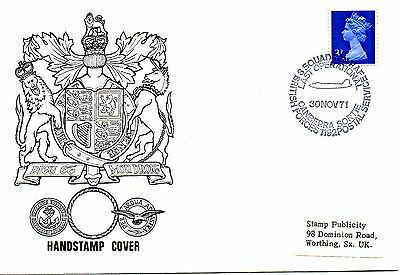 Gb 1971 - Cover - Handstamped Cover