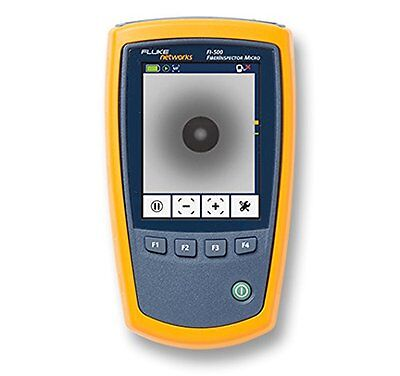 Fluke Networks FI-500 Fiber Optic Inspection Camera Perp (fi500)