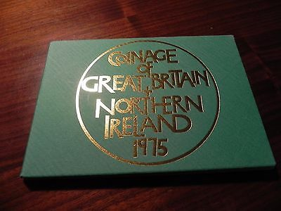 1975 Great Britain  / Northern Ireland Uk Proof Set (6) - British Decimal Coins