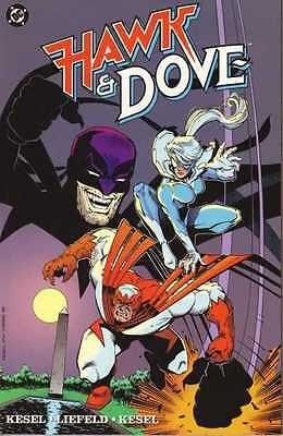 Hawk and Dove (1988 series) Trade Paperback #1 in Very Fine + condition