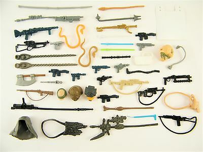 Vintage Star Wars Original Weapons & Accessories - Many To Choose From !!!