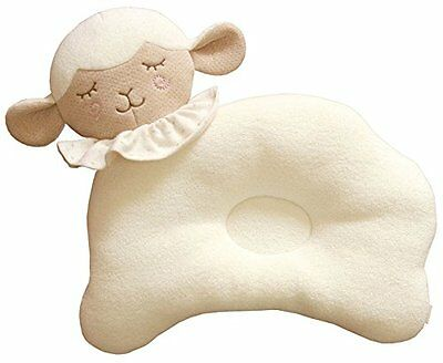 Baby Protective Sleeping Pillow Toddler Prevent From Flat Head Organic Cotton...