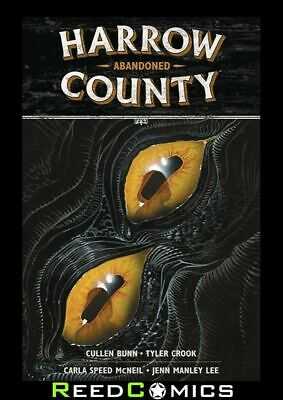 HARROW COUNTY VOLUME 5 ABANDONED GRAPHIC NOVEL New Paperback Collects #17-20