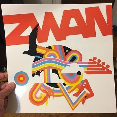 Zwan Mary Star of the Sea record store mini promo poster 2003 vintage