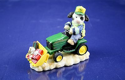 Mary's Moo Moos The Holiday Spirit Is Here With Me and My John Deere # 864714