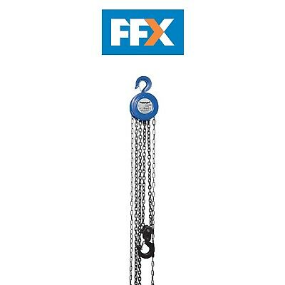 Silverline 868692 Chain Block 2000kg / 3m Lift Height