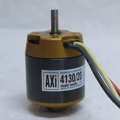 model motors AXI 4130/20 Gold Line Brushless Außenläufer Best.-Nr. 413020