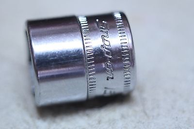 Snap On TMM15 1/4 inch drive 15mm  6 point  socket