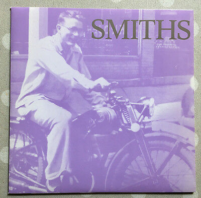 "THE SMITHS -Bigmouth Strikes Again- Original UK 7"" + Pic Sleeve (Vinyl Record)"