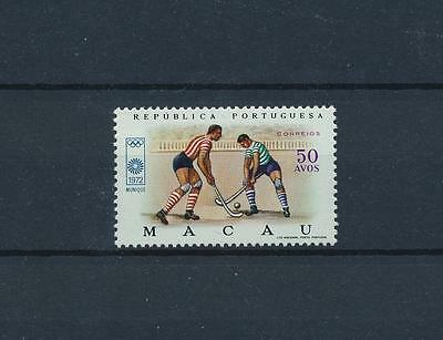Macau 1972 Olympic Games MNH