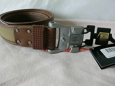 Mens Apparel ICON 1000 Elsinore Motorcycle Belt Leather Cotton LG 38-40 Portland