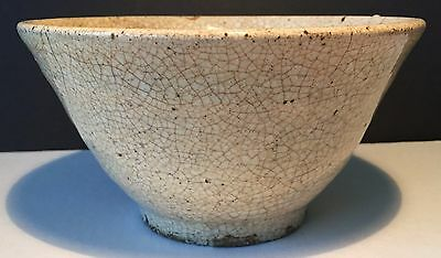 Rare Choson(Joseon) Dynasty Ido-Waki Chawan With Kintsugi,16/17Th Century Korea