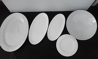 115 Plates Oval Package Restaurant Cafe Pub Pub Commercial Dining