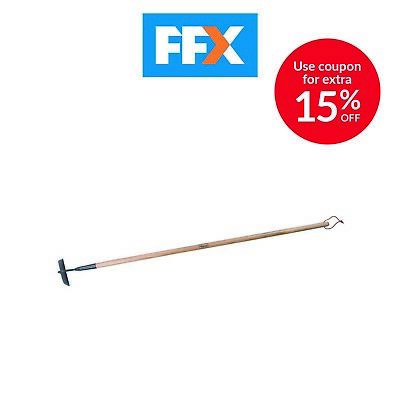 Silverline 233404 Draw Hoe Premium Ash 1350mm