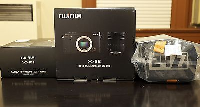 Fujifilm X-E2 Mirrorless Digital Camera Body Only (Brand New, Sealed!)