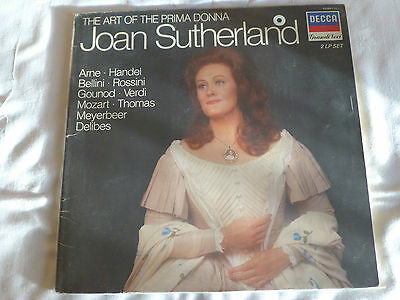 The Art Of The Prima Donna Joan Sutherland Orchestra & Chorus Of The Royal Opera