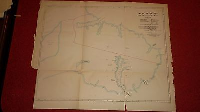 3 NEW ZEALAND MAPS  -  1840s Lot  -  Middle Island BANKS PENINSULA Stokes GRAY