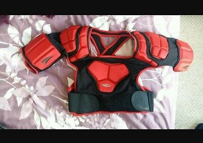 Steeden Rugby League Small Boys Shoulder Pads
