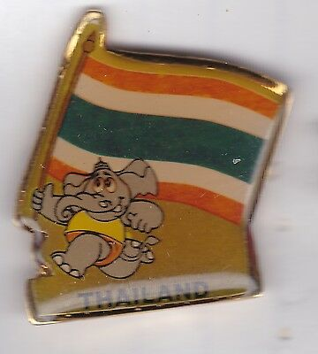 Nice Elephant lapel pin from Thailand