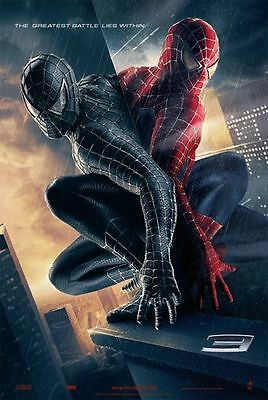 Spiderman 3 - Marve Original D/S International One Sheet Poster 27 x 40 inches