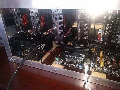 Ethereum Miner 6x570 ASUS - New rig from mineshop.eu Claymore dual mining