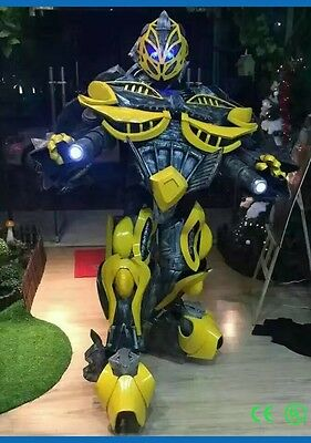 Cosplay - transformers Kostüm Bumblebee costume replika aus china EVA Foam