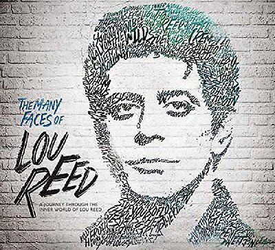 The Many Faces of Lou Reed (2016)  3CD  NEW/SEALED  SPEEDYPOST